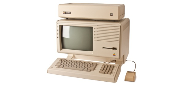 Apple Lisa Happy Birthday - Greek iPhone