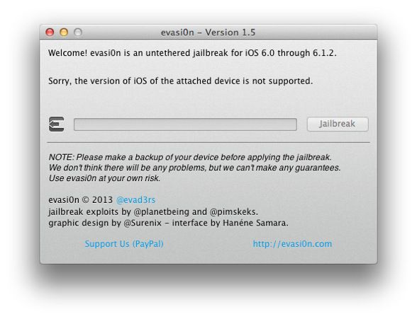 evasi0n update 1.5 boot time fixed greekiphone