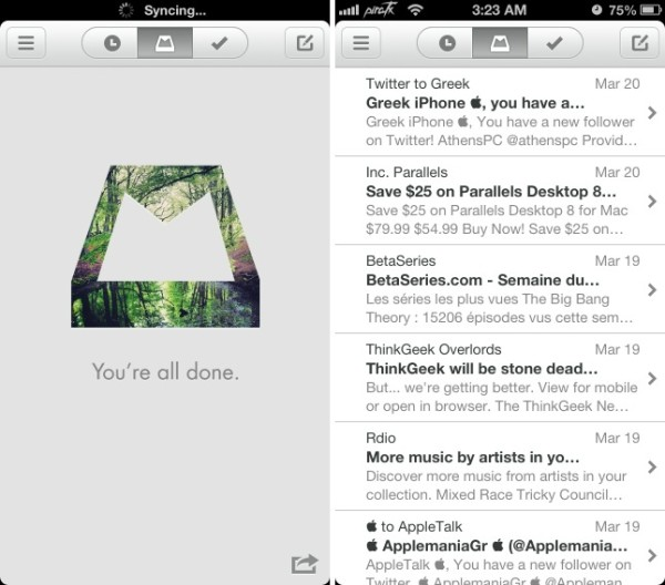 dropbox acquired mailbox greekiphone
