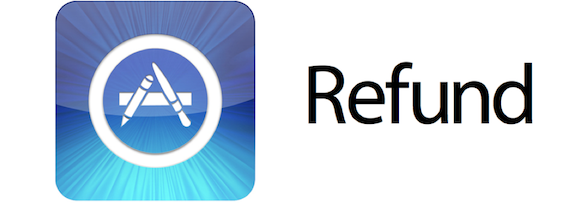 how to get refund from App Store greekiphone