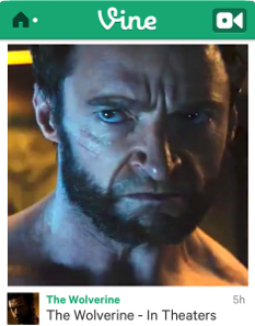the wolverine first tweaser on vine greekiphone