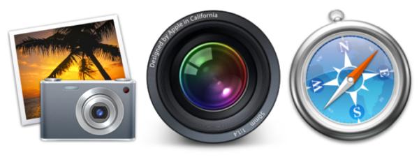 iphoto update aperture update safari update java update greekiphone