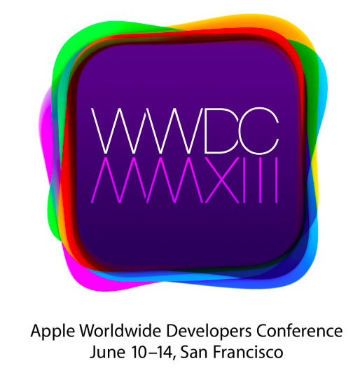 apple confirms wwdc2013 for june 10