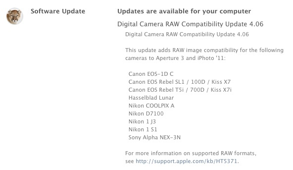 digital camera raw update 4.06 greekiphone