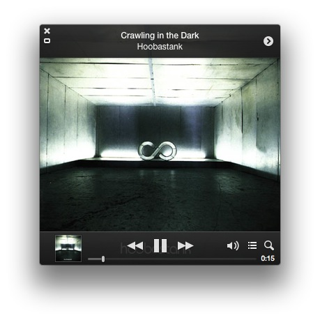itunes 1103 new miniplayer greekiphone
