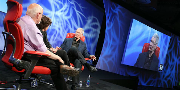 tim cook interview at d11 full video greekiphone