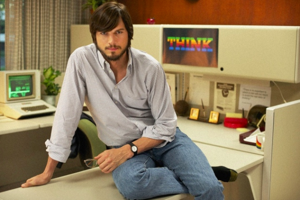 steve jobs movie ashton kutcher greekiphone