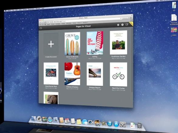 wwdc new iWork for iCloud greekiphone