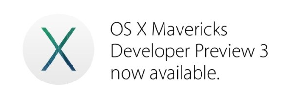 os x mavericks developer preview 3 greekiphone
