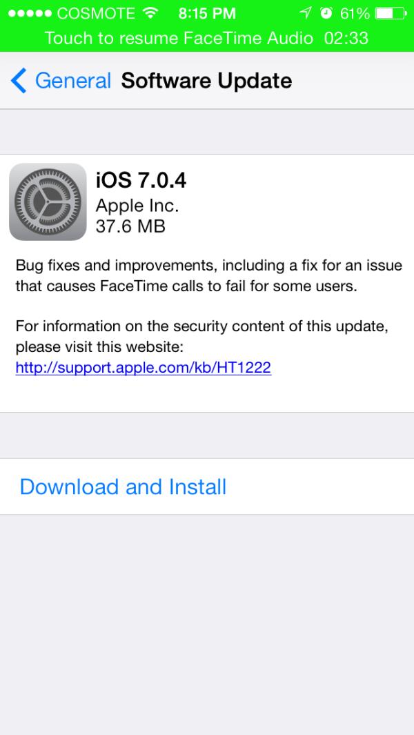 apple ios 7.0.4 greekiphone