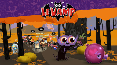 le vamp for iPhone and iPad greekiphone