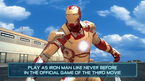 iron man 3 new gameloft official game greekiphone