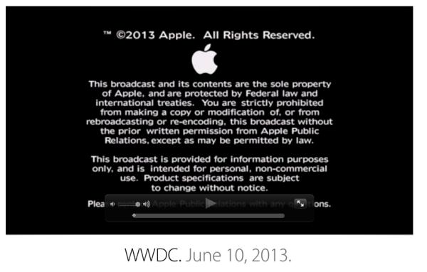 apple special event june 10 2013 greekephone