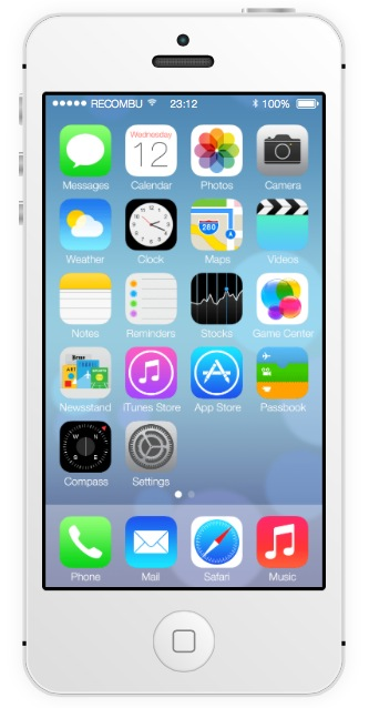 ios 7 interactive demo try it now greekiphone