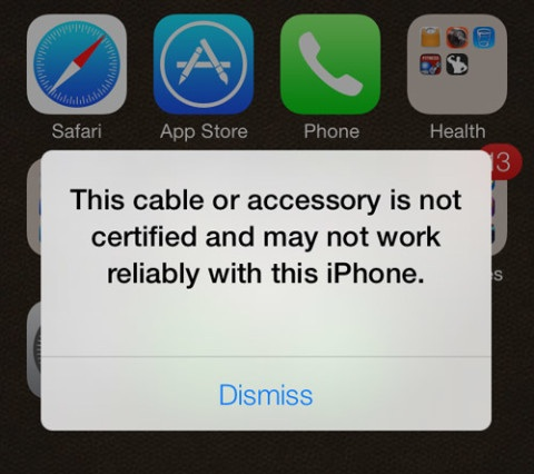 ios_7_recognize unauthorized accessories greekiphone