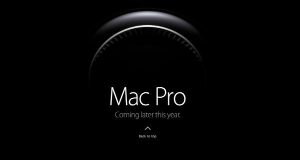 new mac pro 2013 redesigned greekiphone