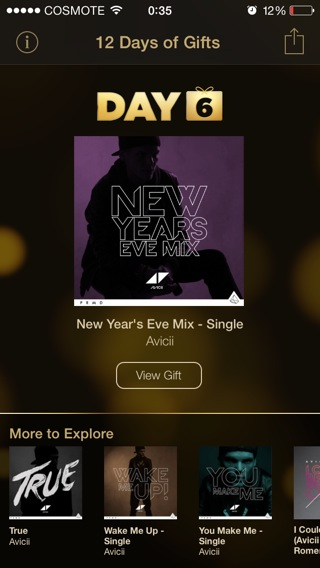 itunes 12 days of gifts day 6 new years eve mix greekiphone