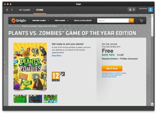 plants vs zombies download origin greekiphone