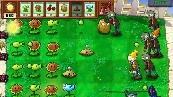 plants vs zombies free game greekiphone