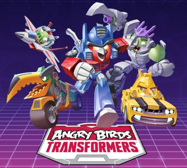 angry birds transformers greekiphone