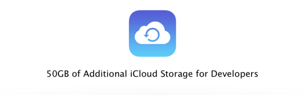 developers get for free 50gb icloud storage greekiphone