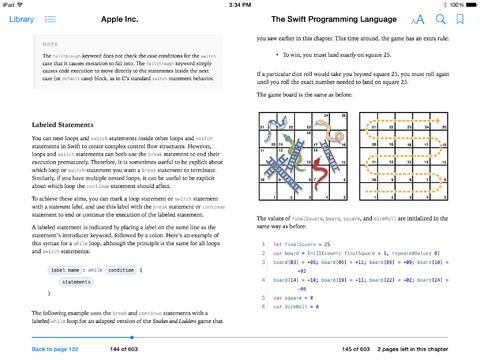 swift programming language greekiphone
