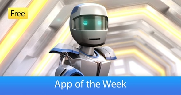 atom run app of the week greekiphone